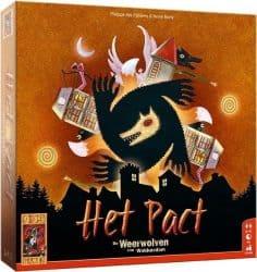 Weerwolven van Wakkerdam, De - Het Pact Kaartspel