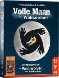 Weerwolven van Wakkerdam, De - Volle Maan In Wakkerdam Kaartspel itbreiding