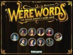 Werewords Deluxe Edition spel doos box Spellenbunker.nl