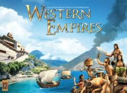 Western Empires spel doos box Spellenbunker.nl