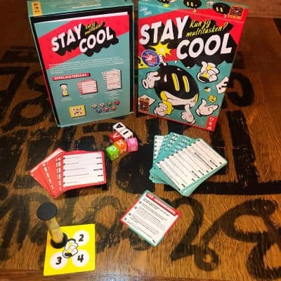 Stay Cool Partyspel 999 Games