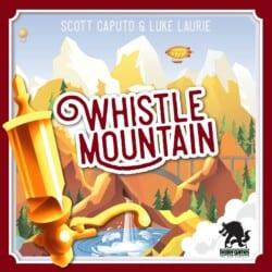 Whistle Mountain spel doos box Spellenbunker.nl