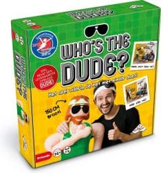 Who's the Dude? Partyspel Indentity Games