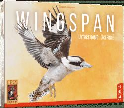 Wingspan - Oceanië Bordspel Uitbreiding