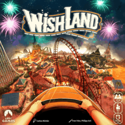 Wishland spel doos box Spellenbunker.nl