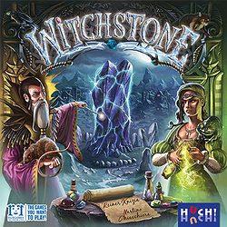 Witchstone spel doos box Spellenbunker.nl