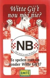 Witte Gij't Nou Nóg Nie? spel doos box Spellenbunker.nl