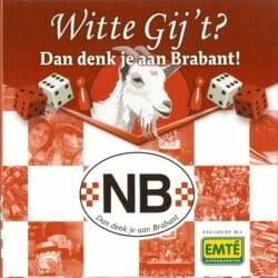 Witte Gij't? spel doos box Spellenbunker.nl