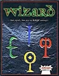 Wizard spel doos box Spellenbunker.nl