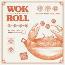 Wok and Roll spel doos box Spellenbunker.nl