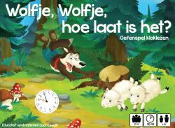Wolfje, Wolfje, hoe laat is het?