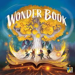 Wonder Book spel doos box Spellenbunker.nl