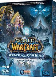 World of Warcraft: Wrath of the Lich King spel doos box Spellenbunker.nl