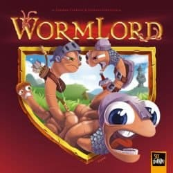 Wormlord Bordspel Sit Down Games