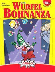 Würfel Bohnanza spel doos box Spellenbunker.nl