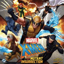 X-Men: Mutant Insurrection spel doos box Spellenbunker.nl