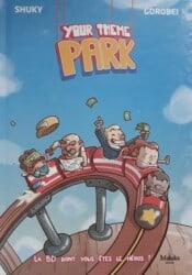 Your Theme Park spel doos box Spellenbunker.nl