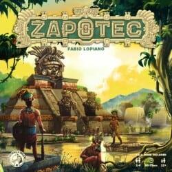 Zapotec spel doos box Spellenbunker.nl