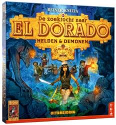 Zoektocht naar El Dorado, De- Helden & Demonen Uitbreiding 999 Games