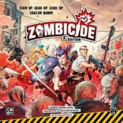 Zombicide: 2nd Edition spel doos box Spellenbunker.nl