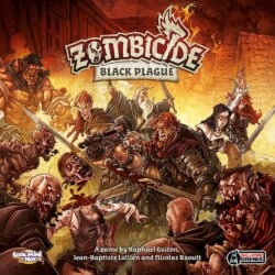 Zombicide: Black Plague spel doos box Spellenbunker.nl
