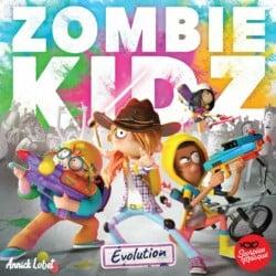 Zombie Kidz Evolution spel doos box Spellenbunker.nl