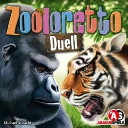 Zooloretto Duell spel doos box Spellenbunker.nl