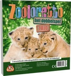 Zooloretto - Het Dobbelspel- Trio