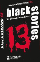 Black Stories 13 Kaartspel Tucker's Fun Factory