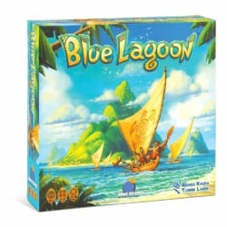 Foto Bordspel Blue Lagoon Geronimo Games