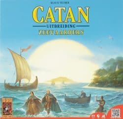 Foto Kolonisten van Catan, de - Zeevaarders