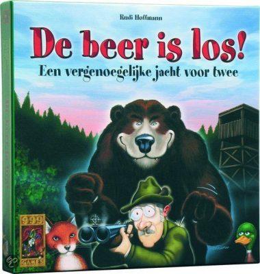 Foto Bordspel De Beer Is Los