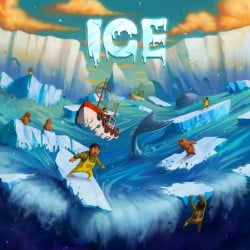 ICE Prototype Keep Exploring Games Bordspel