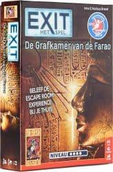 Foto Kaartspel/Escape Room Exit het Spel - De Grafkamer van de Farao