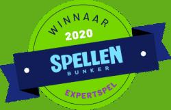 Spellenbunker Spel van het Jaar 2020 Expertspellen