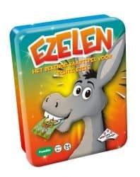 Foto kaartspel Ezelen