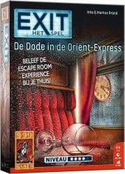 foto Escape Room Exit Het Spel - de Dode in de Orient Express