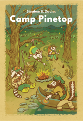 Camp Pinetop Bordspel Keep Exploring Games