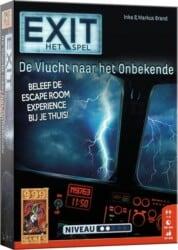 EXIT - De Vlucht naar het Onbekende - 999 Games