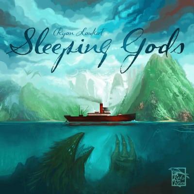 Sleeping Gods Bordspel Keep Exploring Games