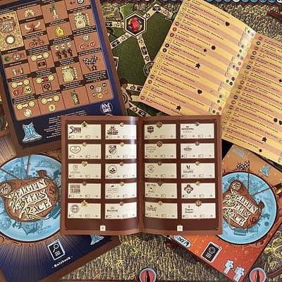 The Belgian Beers Race review door Sil en Laura ontworpen doorMichaël Boutriauxen en uitgegeven doorBYR Games