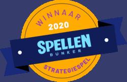 Spellenbunker Spel van het Jaar 2020 Strategiespellen